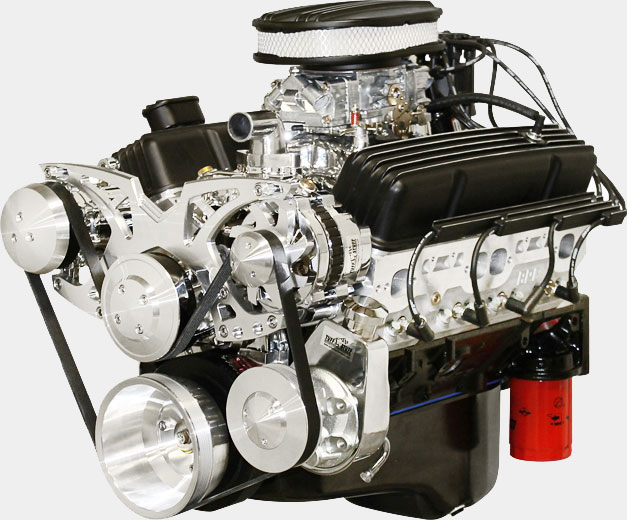 Chevy 383 Fuel Injected